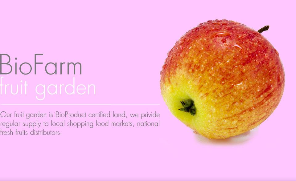 Biofarm fruit Garden
